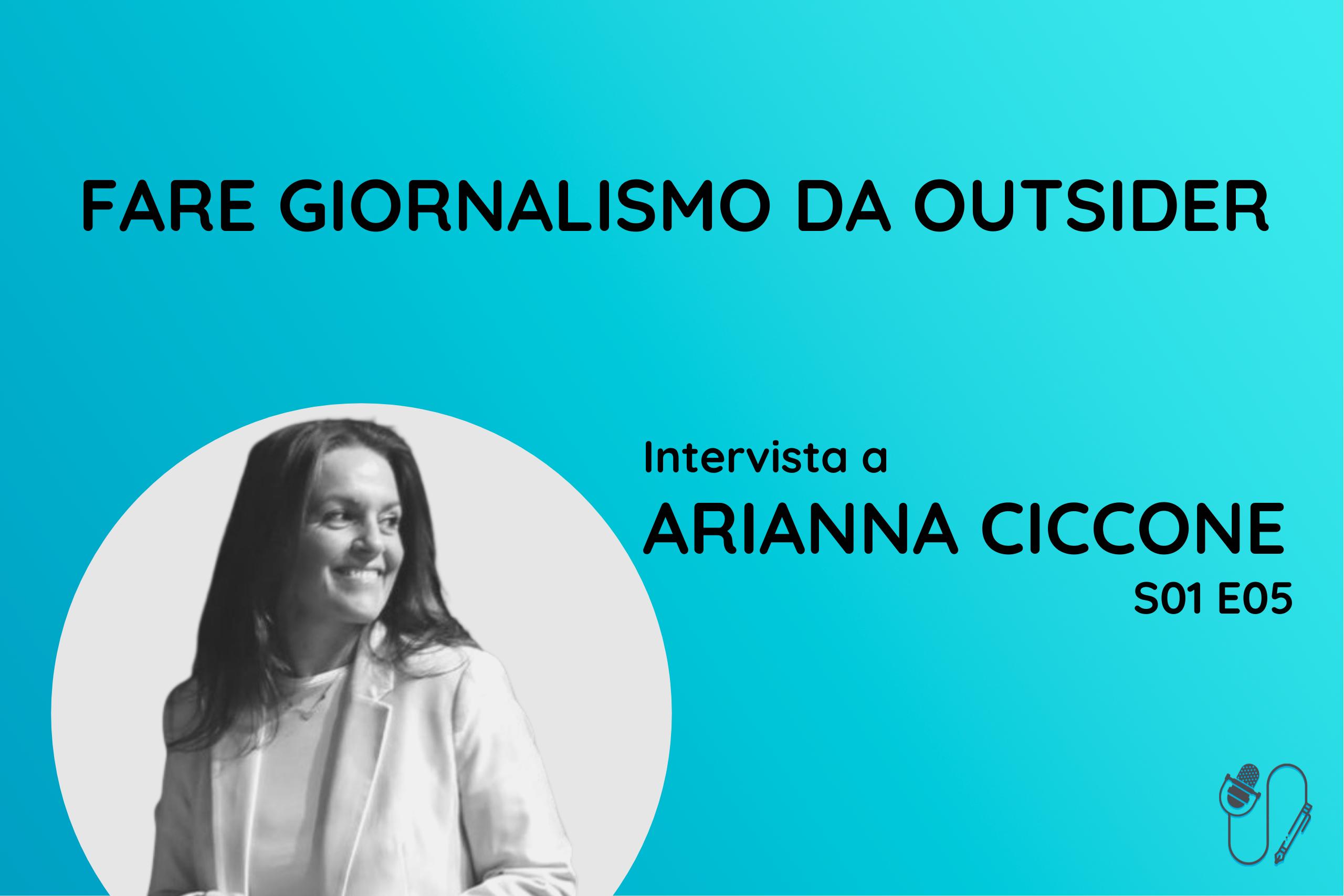 Arianna Ciccone