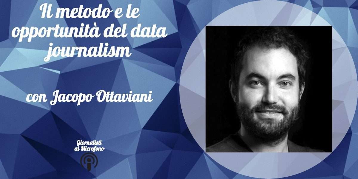 Jacopo Ottaviani data journalism