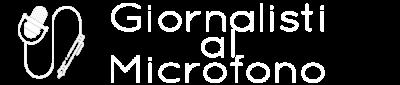 Giornalisti al Microfono Logo