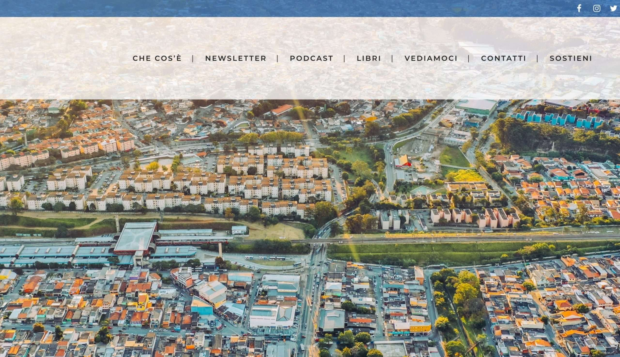 Da Costa a Costa - homepage