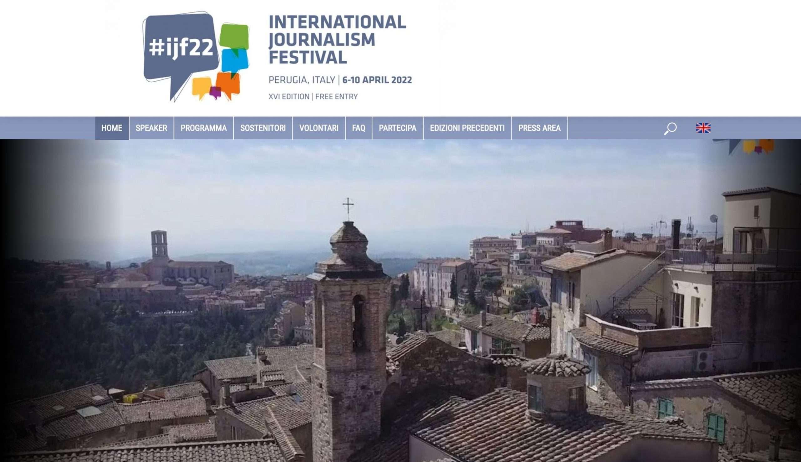 Festival del Giornalismo 2022